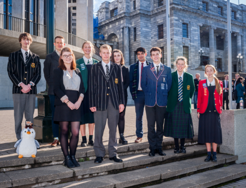 Christ's College wins Canterbury Regionals 2016