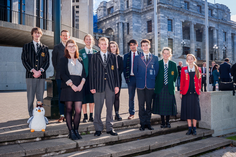 Christ's College wins Canterbury Regionals 2016