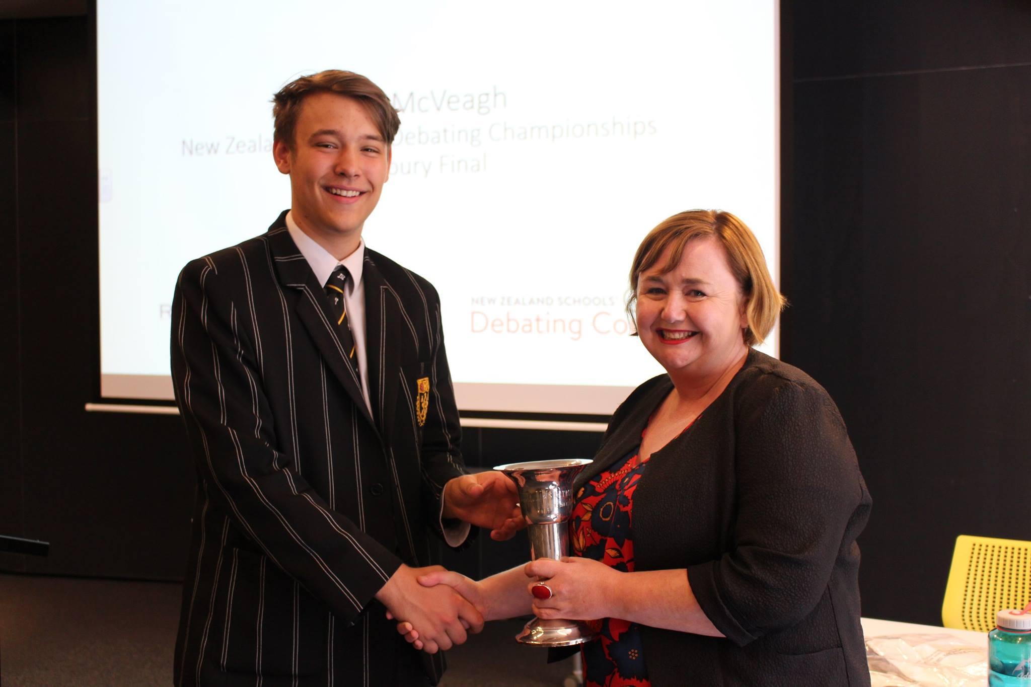Canterbury Regional Championships Report 2017