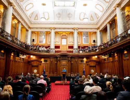 Aotearoa Online Schools' Debating Launch